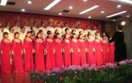 唱响红歌迎新春
