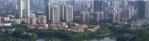 重庆龙湖花园南苑景观工程1